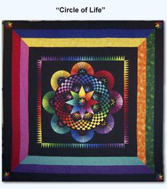 Circle of Life Quilt