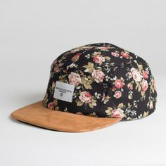 The Portland Rose Five Panel Hat Five Panel Hat 9bcbeeee84a1e