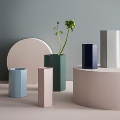 Our Hexagon vases are available in various sizes and several colours. You can…
