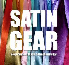 Tux Shirt, Body Rock, Satin Shorts, Satin Bomber Jacket, Leather Jeans, Satin Jackets, Rainbow Flag, Sexy Shirts