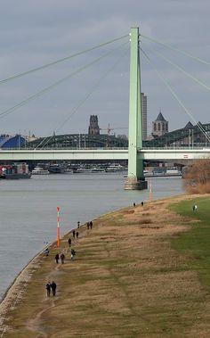 Ausflug Köln Poller Wiesen Grönert