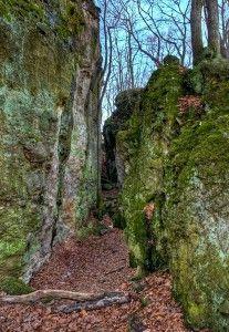 Vasas-szakadék, Kő-hegy, Hungary