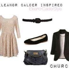 Eleanor Calder style