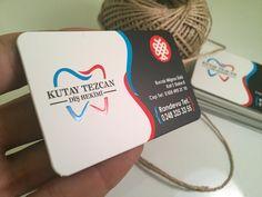 Diş Hekimi Kutay Tezcan Bey'e ait kalın ve kabartmalı kartvizit teslim edildi, sizleri de mutlu müşterimiz arasında görmek isteriz! Bilgi&Sipariş; http://www.argeseajans.com #matbaa #kartvizit