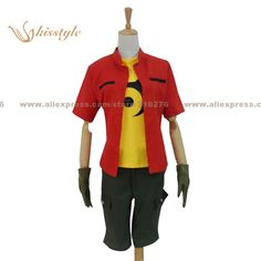 >> Click to Buy << Kisstyle Fashion Digimon Adventure Kanbara Takuya Uniform COS Clothing Cosplay Costume,Customized Accepted #Affiliate