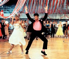 Grease #movie #fashion #style