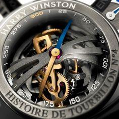 Harry Winston Histoire de Tourbillon 4 Tourbillon