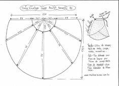 Выкройка модной юбки. Размеры 36-56 (Шитье и крой) — Журнал Вдохновение Рукодельницы