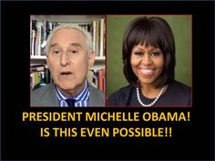 President Michelle Obama!! Hillary is Very Sick! She Will Not Make it To...