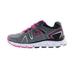 bb66cc540e69fc RBX Womens Classic Mesh Running Style Grey Pink Mesh Shoe Size 6     To