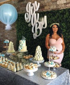 The PRETTIEST baby shower we have ever seen! #babyboy #babyshower