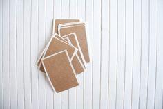 Brown Bag Labels | Olive Manna