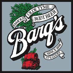 Barq's.  One of a very few brands that contain caffeine.