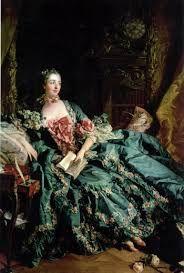 Madame Pompadour by Francois Boucher Madame Pompadour, French Rococo, Rococo Style, French History, Art History, Rococo Fashion, Retro Mode, 18th Century Fashion, Ludwig