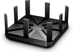 Der TP-Link Talon AD7200 ist weltweit der erste WLAN-Router mit dem 60-GHz-WLAN-Standard 802.11ad.