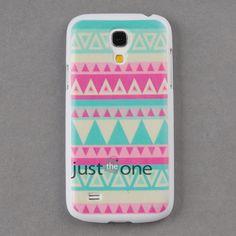 Geometry Triangle for Samsung Galaxy S4 Mini I9195 I9190 I9192 Skin Case Cover   eBay