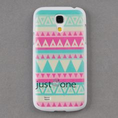 Geometry Triangle for Samsung Galaxy S4 Mini I9195 I9190 I9192 Skin Case Cover | eBay