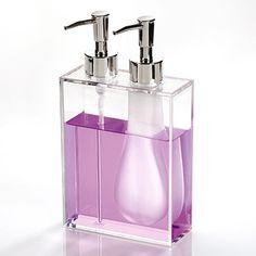 Umbra Duo Double Soap Pump - 020998-165