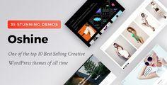 Oshine - #Multipurpose #Creative Theme - #Portfolio Creative