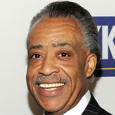 Al Sharpton Biography. Another self styled preacher without a church. Professional racist.