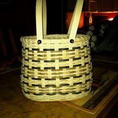 Hand made basket!