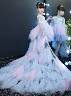 Girls Princess Wedding Dresses for Baby Girl Tutu Dress ankle length Prom Little Sister Big Sister Matching Clothes 2 years Princess Flower Girl Dresses, Girls Tutu Dresses, Gowns For Girls, Tutus For Girls, Princess Wedding Dresses, Cheap Wedding Dress, Baby Girl Tutu, Baby Dress, Little Girl Gowns