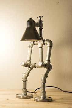 Enthusiastic Iwhd Loft Style Industrial Table Lamps For Living Room Bedroom Creative Water Pipe Beside Lamp Abajur Pared Quarto Led Table Lamps