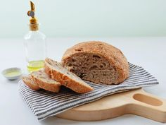 Wine Bread | Say hello to the easiest bread recipe ever. The secret ingredient in this bread adds great flavor. Cooking in a dutch oven creates a perfectly crisp crust.