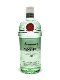 Tanqueray Rangpur Gin - Botaniche: Angelica, Bacche di ginepro, Coriandolo, Foglie di Alloro, Liquirizia, Rangpur Lime, Zenzero