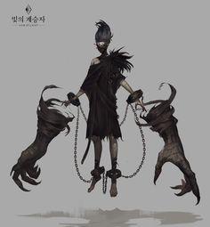 ArtStation - Heir of light concept art, RD LYS Fantasy Character Design, Character Concept, Character Inspiration, Character Art, Monster Art, Monster Design, Monster Concept Art, Dark Fantasy Art, Fantasy Kunst