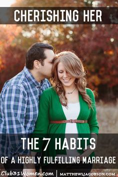"""""""I purposed right then and there....I would cherish this woman, my bride, this breath-taking gift from God, every day of my life."""" ~ Matthew L. Jacobson.  The Habit of Cherishing Her."""