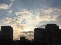 #latergram #sunrise #nofilter