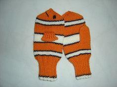 Nemo Mittens pattern by Sigurlaug Eva Stefansdottir