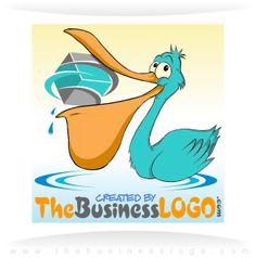 Image result for tiki pelican cartoon