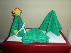 Foldable Desktop Christmas Tree