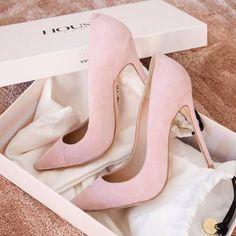 Imagem de fashion, shoes, and pink
