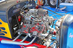 The SCTA's Speed Week has got to have the widest variety of engines of any race…