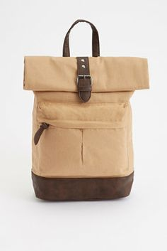 OF ALL THREADS SLIM ROLL TOP BAG from JackThreads