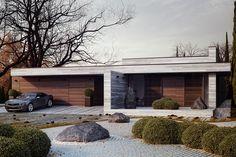 anna paszkowska-grudziąż and fafał grudziąż / horizontal house concept