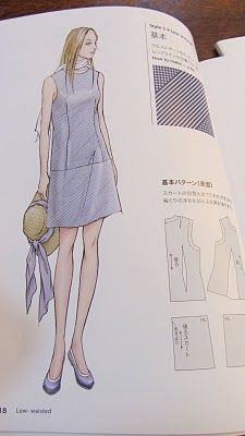 Dress Style Book (Japanese)