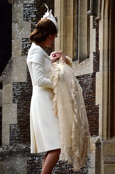 5 July 2015:  The Christening of Princess Charlotte of Cambridge