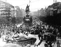 Radio Prague - The 1968 invasion of Czechoslovakia through the eyes of Soviet troops Munich Agreement, Prague Spring, Soviet Union, Cold War, Czech Republic, Homeland, World War Ii, Troops, Old Photos