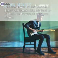 I am listening to: Shawn Mendes - There's Nothing Holdin' Me Back: Z104.3 - Baltimore's #1 Hit Music Station. nRadioLink: http://tinyurl.com/yb9e9fod Get nRadio: http://bit.ly/nRadioApp