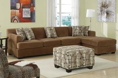 3 pieces Velvet Sectional Sofa with Ottoman in Tan Finish by Poundex, http://www.amazon.com/dp/B007KDMC9C/ref=cm_sw_r_pi_dp_pjWpqb1KHJB55