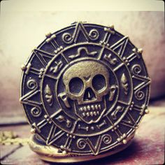 Pirate pocket watch!