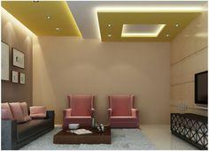 Faux plafonds modernes en 33 idées