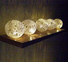 Fairy Lights String LED Lights Holiday Lights by VasilisaSkaska