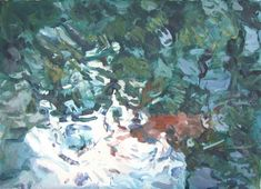 Original Title 'Ogród Oil on canvas, cm, 2011 This painting comes from cycle 'Garden' Oil Garden, Art Competitions, Selling Art Online, Art And Technology, Pictures To Paint, Art Fair, Japanese Art, Oil On Canvas, Original Artwork