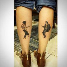16 Tatuajes que le urgen a todo fan de Tarantino