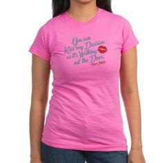 Kiss My Decision Nashville T-Shirt on CafePress.com